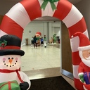 Pictures with Santa 2020 photo album thumbnail 5